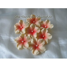 Handcrafted Edible Sugar Blossoms